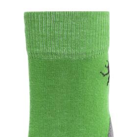 axant Trekking Sokker børn 3er-pakke grøn